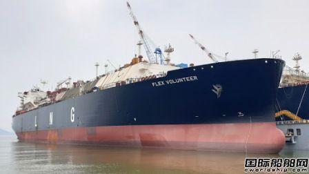 船东等不及了?现代三湖重工将提前近40天交付一艘LNG船
