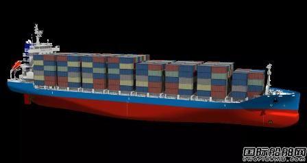 舟山常石造船获3艘1091TEU集装箱船订单