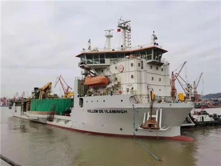 """广东中远海运重工提前完成海工船""""弗拉明哥""""坞修"""