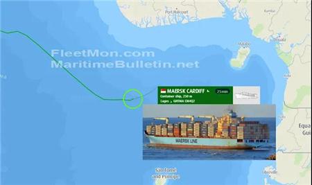 突发!马士基一艘集装箱船连遭两次海盗袭击