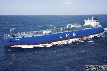 20亿元!江南造船将获东华能源4艘VLGC订单
