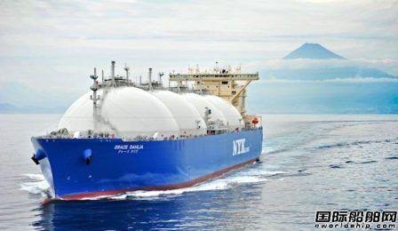 日本邮船获巴布亚新几内亚FSRP项目合同
