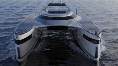 Lazzarini推出太阳能两栖双体船