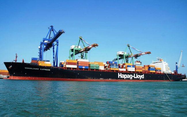 赫伯罗特集装箱船遭袭或与藏匿毒品有关