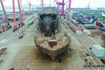 长宏国际首制大型LNG船项目入选省重点项目清单