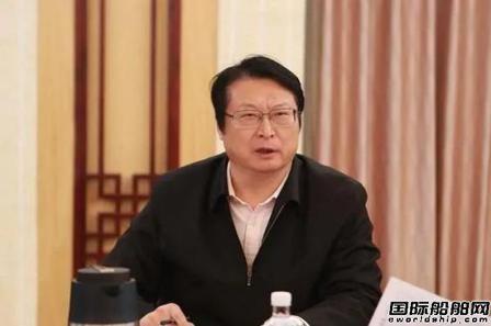 最高检依法对原中船重工董事长胡问鸣决定逮捕