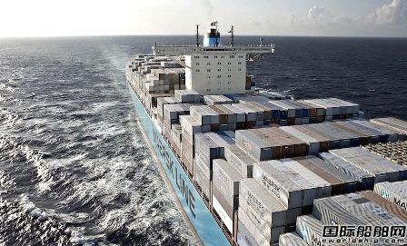 放弃LNG燃料!马士基将在三年内订造首批零排放船舶