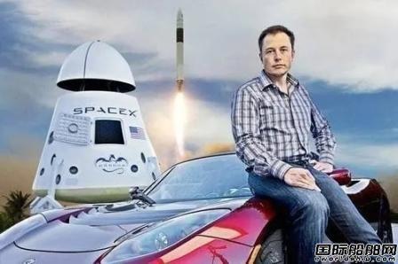 """果然是""""外星人""""!SpaceX抄底收购两座钻井平台"""