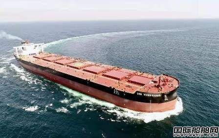 BIMCO:2021年将成为干散货航运业创纪录一年