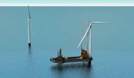 NETSCo与LR合作研发美国琼斯法案风机安装船