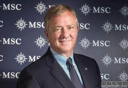 地中海邮轮执行主席Pierfrancesco Vago被任命为国际邮轮协会全球主席