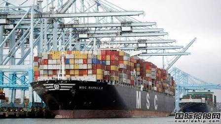 集装箱船运价飙涨威胁全球经济前景?