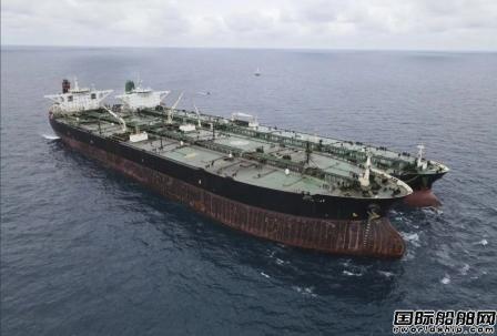 """一艘中国油轮遭印尼扣押!涉嫌""""非法转运伊朗石油"""""""