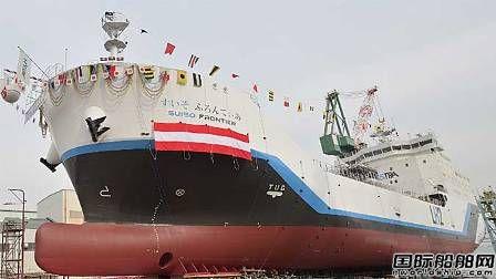 川崎重工将在2026年推出首艘大型液化氢运输船