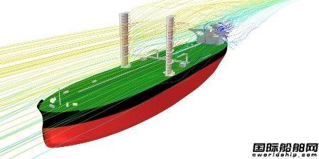 现代重工研发翼帆辅助推进系统获DNV GL原则性认可