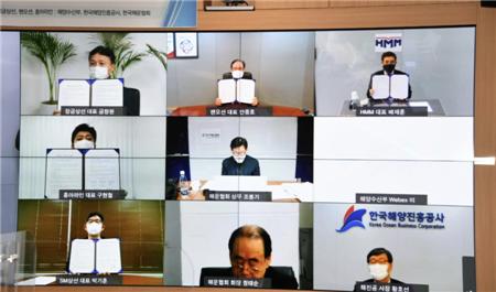森罗商船计划今年下半年在韩国上市