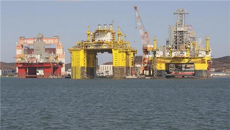 中国海油深水油气装备制造能力跃居世界前列