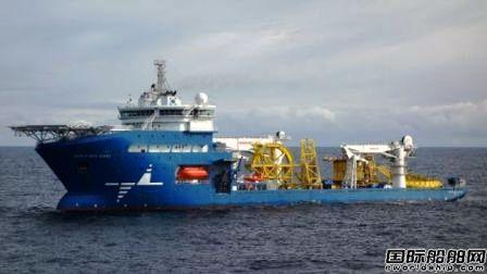 麦基嘉为挪威海工船提供预测性维护方案
