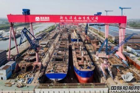 """国银租赁国内150亿元购船推进""""国船国造"""""""