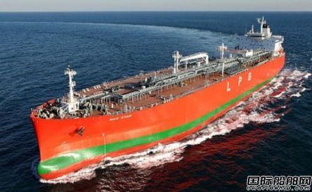 韩国船级社LPG动力船检验与建造规则获韩国政府批准