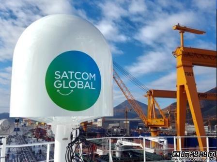 Satcom获Arklow公司17艘新造船Aura VSAT订单