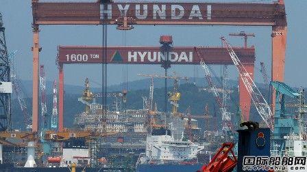 一名工人被砸当场身亡!现代重工蔚山船厂突发事故