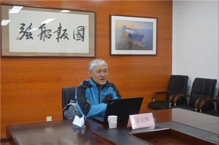 中国船舶工业行业协会召开2021年副会长座谈会