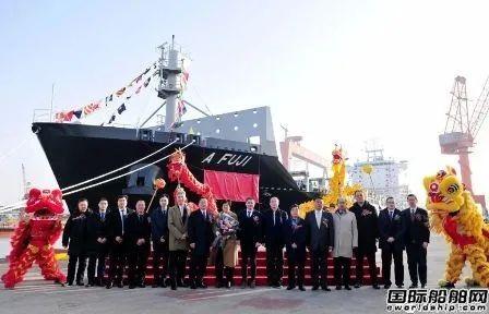 最多12艘!扬子江船业再获支线集装箱船大单