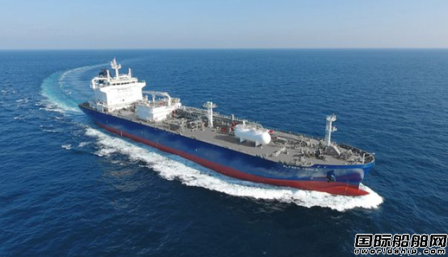 一周3.7亿美元!现代尾浦造船再接3艘新船订单