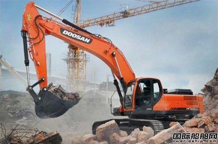 现代重工集团7.5亿美元收购斗山工程机械