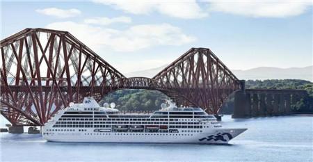 太平洋公主号邮轮将加入Azamara船队