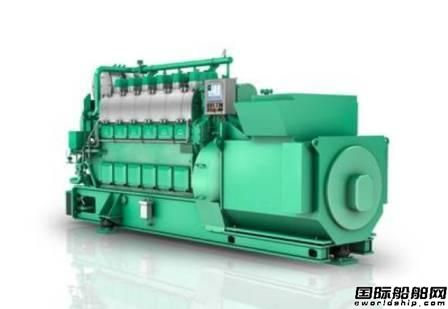 STX发动机首获MAN 23 30H发电机组订单