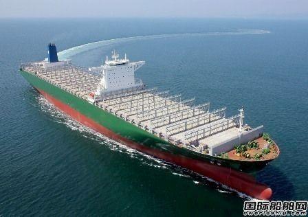 现代重工集团再接2艘超大型集装箱船订单