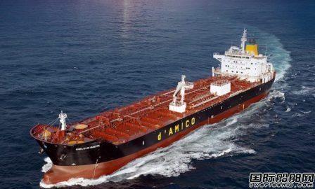 d'Amico回购1艘MR型成品油船称财务状况良好