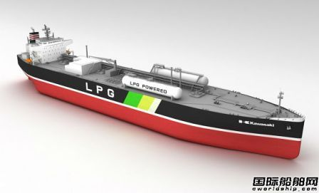 日本邮船在川崎重工订造首批2艘双燃料VLGC