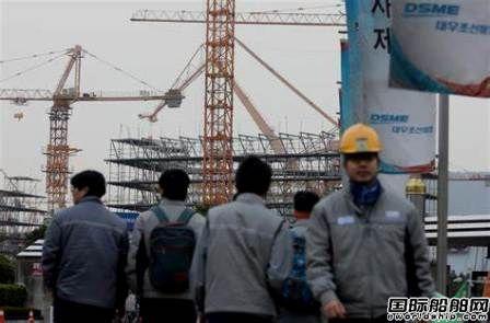 哪家年薪高?哪家涨薪快?韩国三大船企开招新人