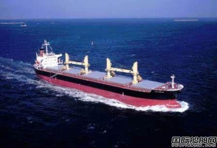 希腊船东确认在中远海运川崎订造4艘散货船订单