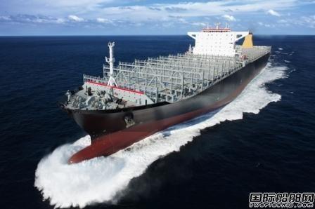 三星重工再获5艘LNG双燃料15000TEU集装箱船订单