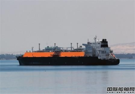 明治海运收购壳牌2艘17万方LNG船