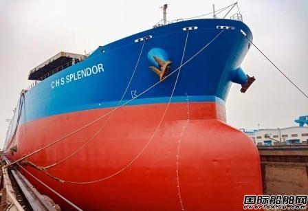 舟山中远海运重工新春推进修造船生产抢抓进度