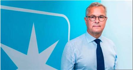马士基CEO:终端消费者应分摊航运业气候变化成本