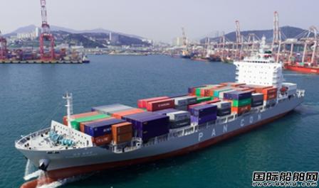 现代尾浦造船再接1艘1800TEU集装箱船订单