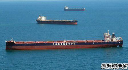 中国船厂大单来了!铁矿石巨头欲造10艘LNG动力散货船