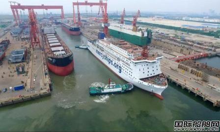 港船重工两船完成试航节后迎来开门红