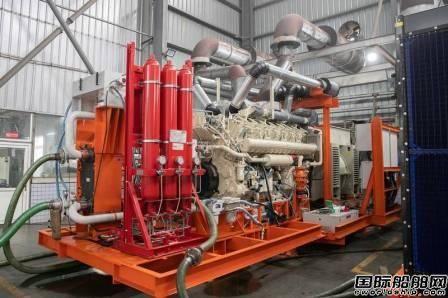 康明斯最强船机首次为改装FPSO发电机组提供动力