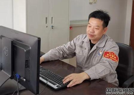 """沪东中华苏华德:船舶行业信息化""""拓荒牛"""""""