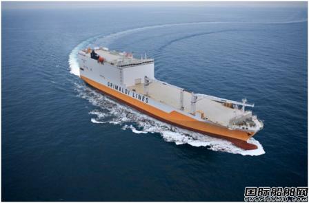超5亿美元!现代重工集团再接6艘集滚船订单