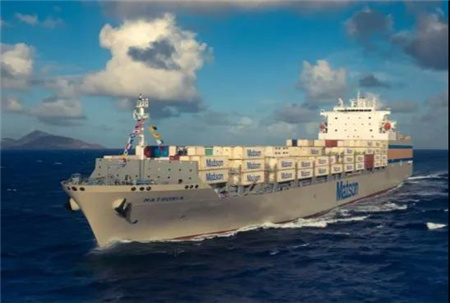 美森轮船去年第四季度净利暴涨449%