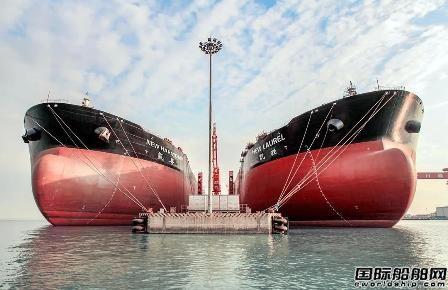 广船国际获招商南油4艘MR型成品油船订单