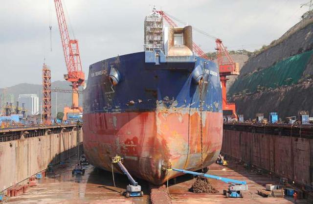 浙江船舶行业历经七年终于扭亏为盈